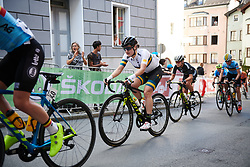 Grace Brown (AUS) at UCI Road World Championships 2018 - Elite Women's Road Race, a 156.2 km road race in Innsbruck, Austria on September 29, 2018. Photo by Sean Robinson/velofocus.com