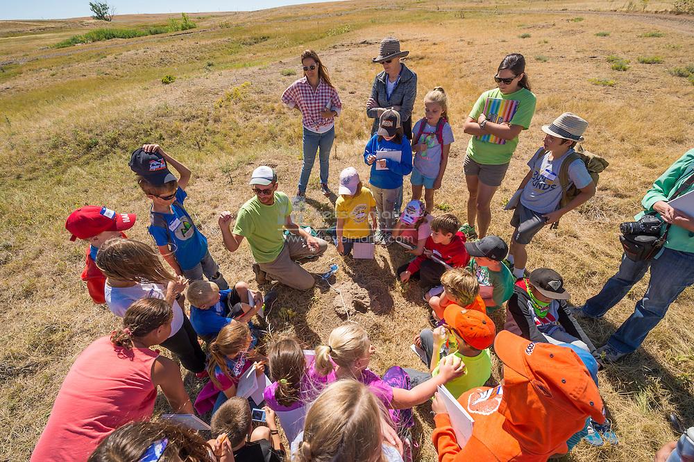 plains conservation center school group