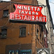 Minetta Tavern and Cafe Wha