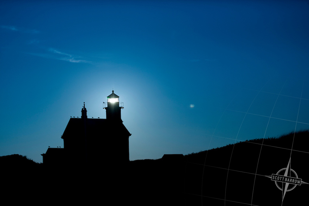 North Light on Block Island, RI.