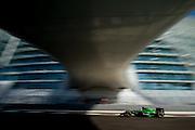 November 21-23, 2014 : Abu Dhabi Grand Prix. Kabui Kobayashi
