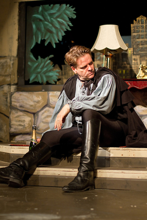 "Bay Area Stage presents ""I Hate Hamlet,"" directed by Jeff Lowe"