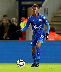 Demarai Gray of Leicester City - Mandatory by-line: Robbie Stephenson/JMP - 08/02/2017 - FOOTBALL - King Power Stadium - Leicester, England - Leicester City v Derby County - Emirates FA Cup fourth round replay