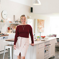 Celebrity chef Rachel Allen pictured at her home and at Ballymaloe, Shanagarry, East Cork for VIP magazine on 15th October 2015.<br /> Ref: Bianca Luykx<br /> Picture: Emma Jervis Photography