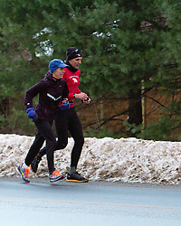 Gary Allen runs from Maine to Washington DC