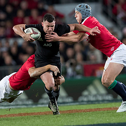 Ryan Crotty during game 7 of the British and Irish Lions 2017 Tour of New Zealand, the first Test match between  The All Blacks and British and Irish Lions, Eden Park, Auckland, Saturday 24th June 2017<br /> (Photo by Kevin Booth Steve Haag Sports)<br /> <br /> Images for social media must have consent from Steve Haag