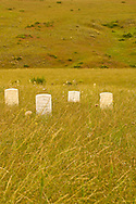 Little Bighorn Battlefield National Monument, Montana