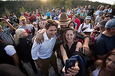 PM Trudeau Marks Canada Day - 1 July 2018