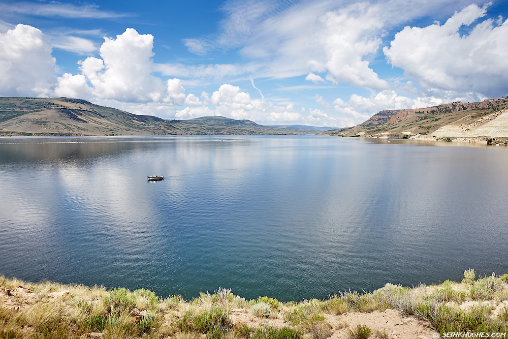 Blue Mesa Reservoir, Curecanti National Recreation Area, Colorado