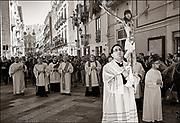 Pasqua a Trapani, Sicilia, Italia