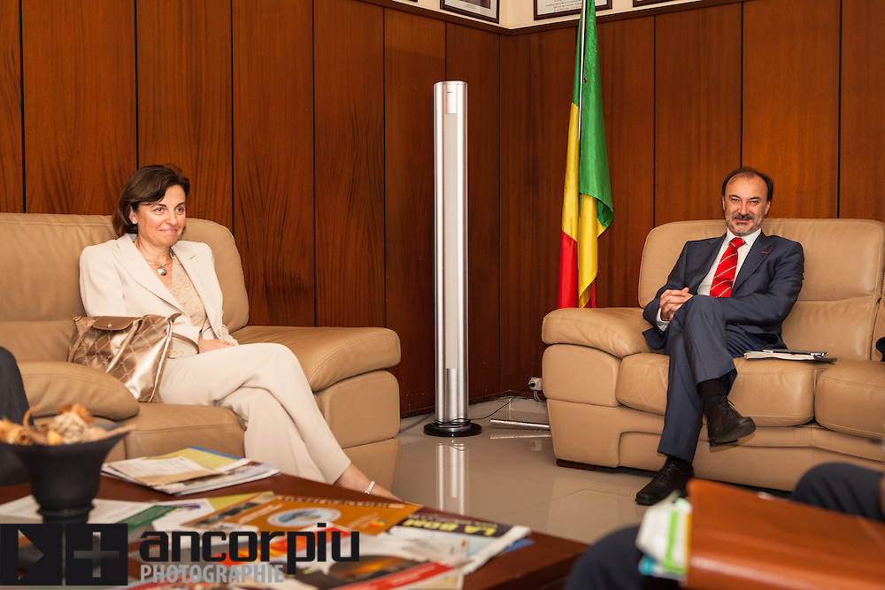 Minister of Foreign Affairs, Dakar, 02/December/2013.<br />