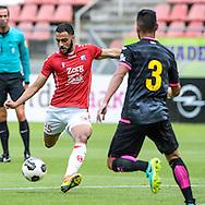 26-07-2016: Voetbal: FC Utrecht v Espanyol: Utrecht<br /> <br /> Sofyan Amrabat (FC Utrecht)<br /> <br /> Oefenwedstrijd in stadion Galgenwaard ter voorbereiding op het Eredivisie seizoen 2016-2017<br /> <br /> Foto: Gertjan Kooij