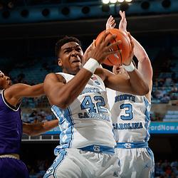 2017-12-06 Western Carolina at North Carolina basketball