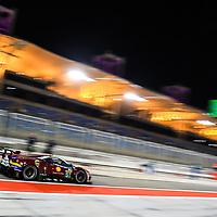 #51, AF Corse, Ferrari 488 GTE, driven by: James Calado, Alessandro Pier Guidi, WEC BAPCO 6 Hours of Bahrain, 18/11/2017,