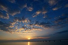 20140609 NED: De Zeelandbrug, Noord Beveland