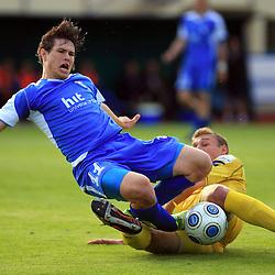 20090506: Football - Soccer - Prva Liga Telekom Slovenije, NK Domzale vs Hit Gorica