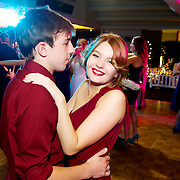 Waiuku College Ball 2014 - Dance Floor