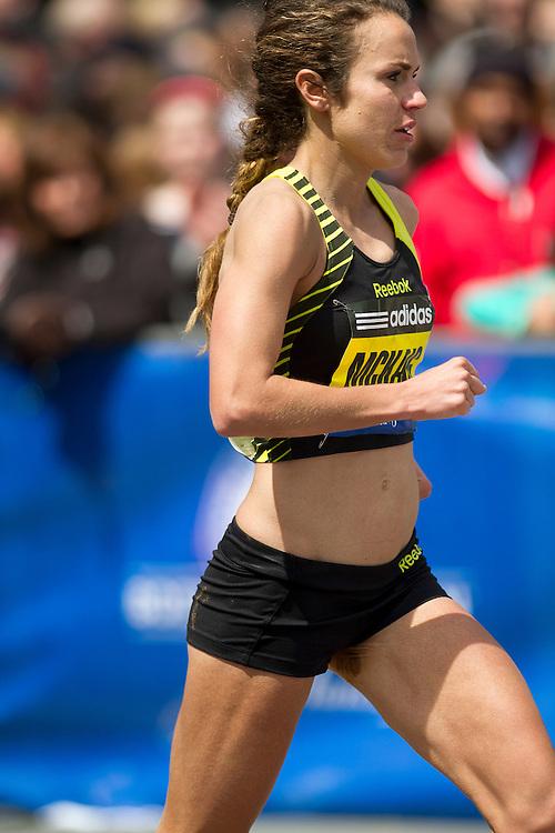 2013 Boston Marathon: McKaig finishes