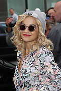 29.AUGUST.2012. LONDON<br /> <br /> RITA ORA ARRIVING AT THE BBC RADIO ONE STUDIO IN LONDON.<br /> <br /> BYLINE: EDBIMAGEARCHIVE.CO.UK<br /> <br /> *THIS IMAGE IS STRICTLY FOR UK NEWSPAPERS AND MAGAZINES ONLY*<br /> *FOR WORLD WIDE SALES AND WEB USE PLEASE CONTACT EDBIMAGEARCHIVE - 0208 954 5968*
