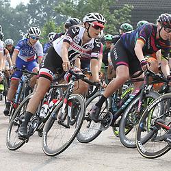 30-08-2017: Wielrennen: Boels Ladies Tour: Arnhem: Lucinda Brand