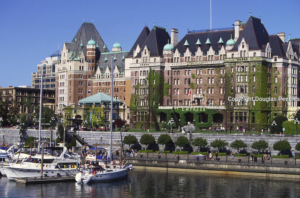 Empress Hotel, Victoria, B.C., Canada<br />