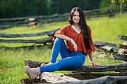 Senior High School Portrait<br /> <br /> &copy; Photography by Kathy Kmonicek