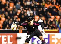 Valencia's    Mathew Ryan   during Uefa Europa League match. February 18, 2016. (ALTERPHOTOS/Javier Comos)