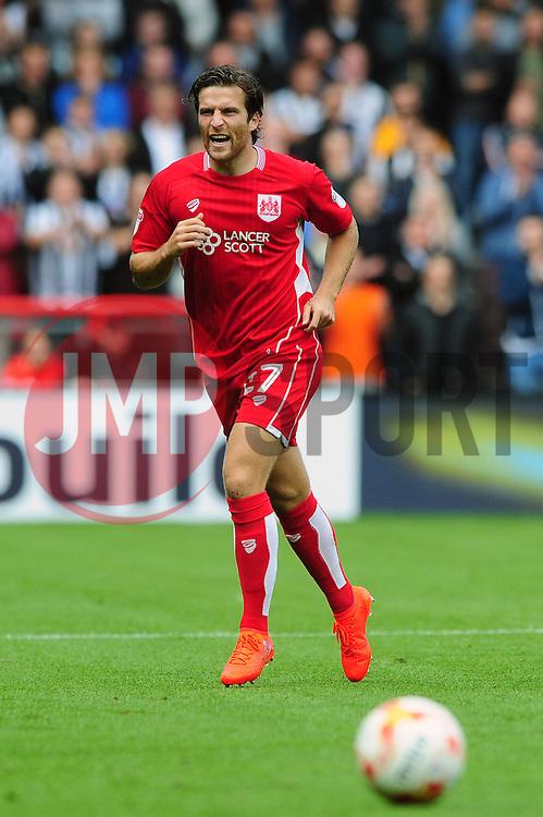 Adam Matthews of Bristol City - Mandatory by-line: Dougie Allward/JMP - 20/08/2016 - FOOTBALL - Ashton Gate - Bristol, England - Bristol City v Newcastle United - Sky Bet Championship