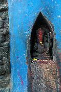 Hindu shrine, Kathmandu, Nepal