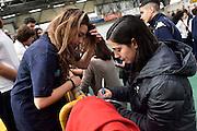 Francesca Dotto<br /> Nazionale Femminile Senior in visita al Liceo Scientifico Sportivo E. Fermi di Lucca.<br /> FIP 2016<br /> Lucca, 18/11/2016<br /> Foto Ciamillo - Castoria