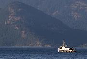 Fishing Boat, San Juan Islands, Washington