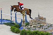 Stefanie Bistan - Bogegaardens Apollonia<br /> Alltech FEI World Equestrian Games™ 2014 - Normandy, France.<br /> © DigiShots