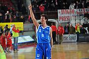 DESCRIZIONE : Varese Lega A 2010-11 Cimberio Varese Dinamo Sassari<br /> GIOCATORE : Giacomo Devecchi<br /> SQUADRA : Dinamo Sassari<br /> EVENTO : Campionato Lega A 2010-2011<br /> GARA : Cimberio Varese Dinamo Sassari<br /> DATA : 06/01/2010<br /> CATEGORIA : Ritratto Esultanza<br /> SPORT : Pallacanestro<br /> AUTORE : Agenzia Ciamillo-Castoria/A.Dealberto<br /> Galleria : Lega Basket A 2010-2011<br /> Fotonotizia : Varese Lega A 2010-11Cimberio Varese Dinamo Sassari<br /> Predefinita :