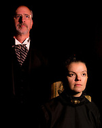 """4th Wall Stage Company Production of """"The Turn of the Screw"""" by Henry James and adapted by Jeffrey Hatcher"""