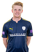 Brad Taylor of Hampshire during the Hampshire CCC photo call 2017 at  at the Ageas Bowl, Southampton, United Kingdom on 12 April 2017. Photo by David Vokes.