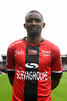 Moustapha Diallo during photocall of En Avant Guingamp for new season 2017/2018 on September 7, 2017 in Guingamp, France. (Photo by Philippe Le Brech/Icon Sport)