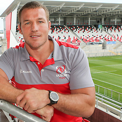 29,08,2017 Ulster Rugby Media Conference