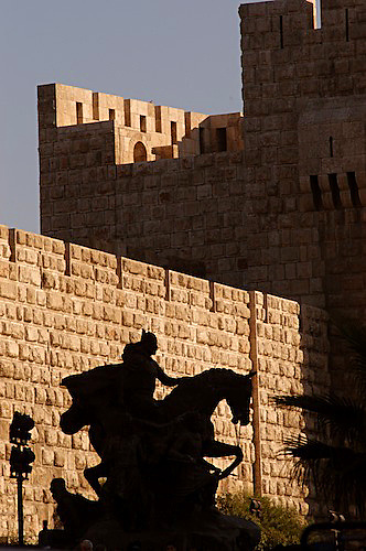 Statue of Salahedin