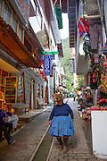 Machu Picchu, Pueblo, Aguas Calientes,  Cusco Region, Urubamba Province, Machupicchu District, Peru