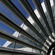 Architectural Abstract in (MCO) Orlando International Airport