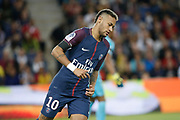Neymar da Silva Santos Junior - Neymar Jr (PSG) during the French championship L1 football match between Paris Saint-Germain (PSG) and Toulouse Football Club, on August 20, 2017, at Parc des Princes, in Paris, France - Photo Stephane Allaman / ProSportsImages / DPPI