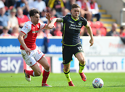James Clarke of Bristol Rovers - Mandatory by-line: Alex James/JMP - 21/04/2018 - FOOTBALL - Aesseal New York Stadium - Rotherham, England - Rotherham United v Bristol Rovers - Sky Bet League One