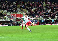 November 13, 2017 - Gdansk, Poland - Piotr Zielinski during the international friendly soccer match between Poland and Mexico at the Energa Stadium in Gdansk, Poland on 13 November 2017  (Credit Image: © Mateusz Wlodarczyk/NurPhoto via ZUMA Press)