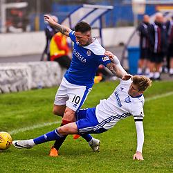 Cowdenbeath v Peterhead, Scottish League Two, 15 September 2018