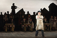 Bryn Terfel stars as Tevye in the 1964 musical Fiddler on the Roof at Grange Park Opera