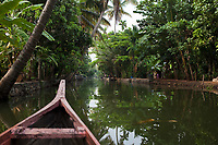 houseboat tour in the backwaters in Kerala state india