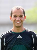 Fussball International U 17 WM Korea  Schiedsrichter Portraittermin Bretrand Layec (FRA)