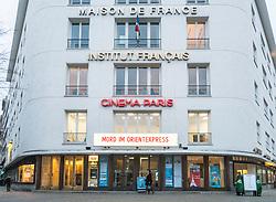 Maison de France , French Institute on Kurfurstendamm in Berlin, Germany,