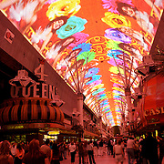 Freemont Street, Las Vegas Nevada, USA