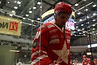 GET-ligaen Ice Hockey, 27. october 2016 ,  Stavanger Oilers v Stjernen<br /> Peter Wennerstrom fra Stjernen etter kampen mot Stavanger Oilers<br /> Foto: Andrew Halseid Budd , Digitalsport